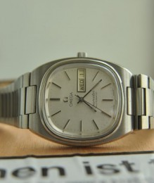 Đồng hồ Omega Seamaster automatic DAY DATE