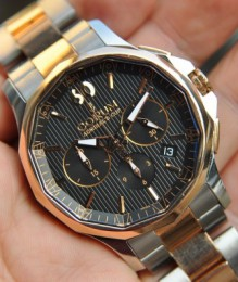 Đồng hồ Corum Admiral's Cup Legend Automatic Chronograph Ss And 18K Rose Gold