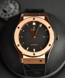 Đồng hồ Hublot Classic Fusion Black King Gold New 100%
