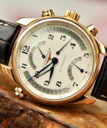 ĐỒNG HỒ NAM LONGINES MASTER COLLECTION AUTOMATIC L2.717.8.78.3
