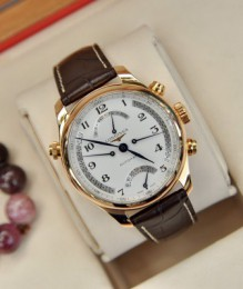 Đồng hồ Longines  L2.715.8.78.3 Master Collection Retrograde size 41mm