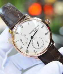 Đồng hồ nam Slimline Power Reserve Manufacture FC-723WR3S4 SANG CHẢNH, THANH LỊCH